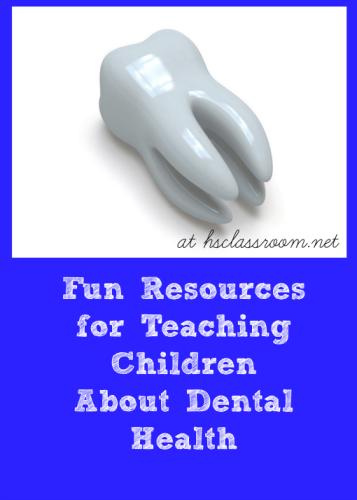 childrens dental health