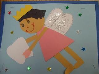 tooth fairy craft