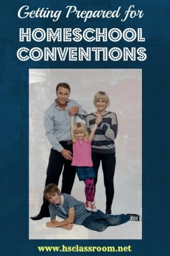 surviving homeschool conventions