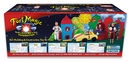 Fort Magic Box Front View