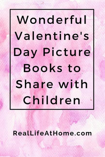 A wonderful collection of Valentine's Day picture books for children that your whole family will love