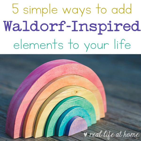Groovy 5 Simple Ways To Add Waldorf Inspired Elements To Your Life Uwap Interior Chair Design Uwaporg