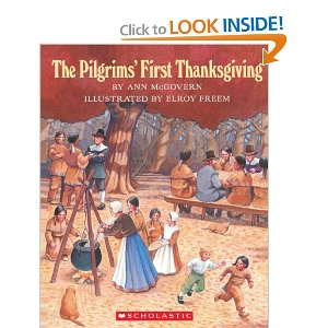 Pilgrims' First Thanksgiving