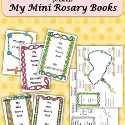 Mini Rosary Booklets