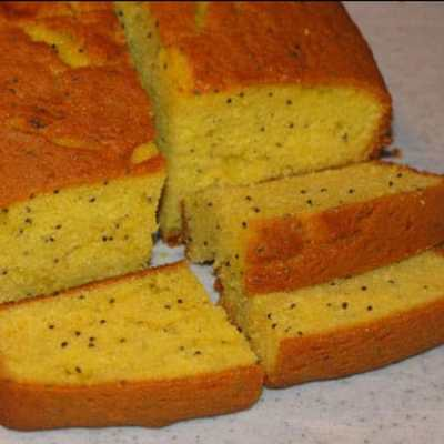 Easy and Delicious Lemon Poppy Seed Bread | RealLifeAtHome.com