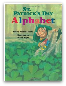 St Patrick's Day Alphabet
