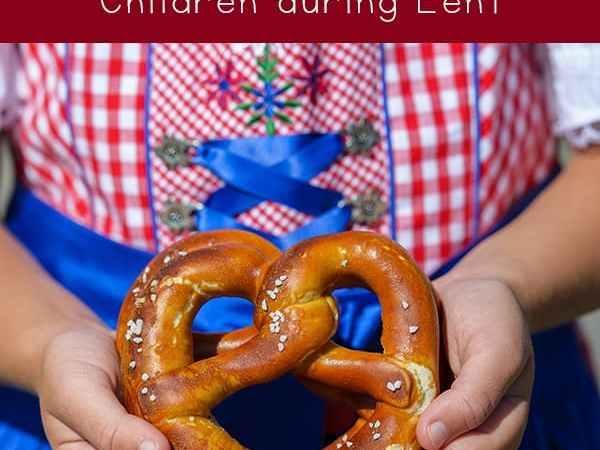 Host a Pretzel Play Date: 10 Pretzel Activities for Children During Lent