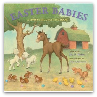 Easter Babies book