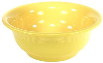 big yellow bowl