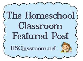 Homeschool Classroom Featured Post