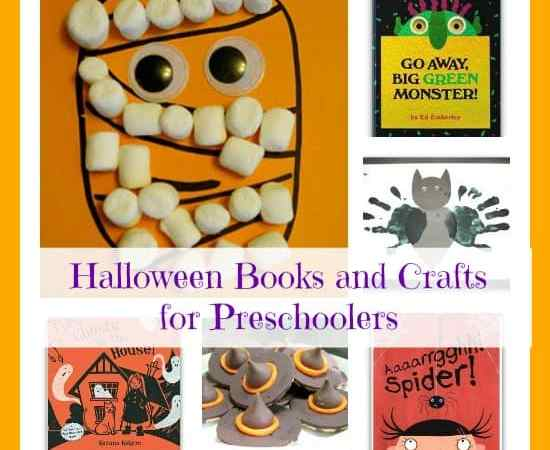 Top Ten Halloween Books, Crafts, Recipes and More for Preschool and Kindergarten Students