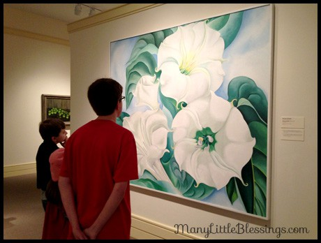 10 Notes on Taking the Kids to a Large Art Museum