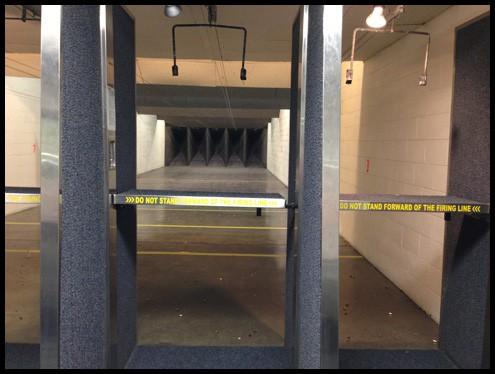 gun range lanes