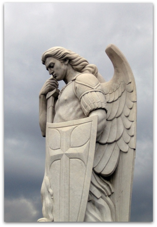 photo relating to St. Michael the Archangel Prayer Printable identify 10 Prayers towards Prepare Your Catholic Youngsters