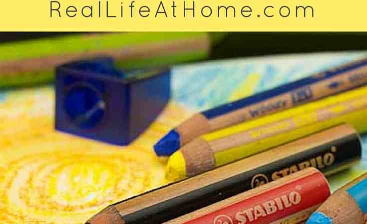 Top Ten Art Supplies For Kids