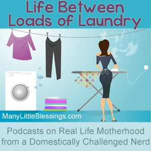Life Between Loads of Laundry Podcast