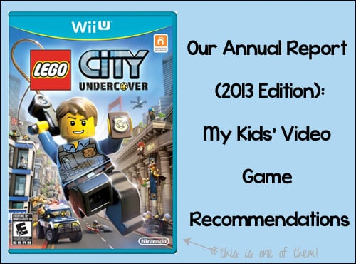 video game recommendations 2013