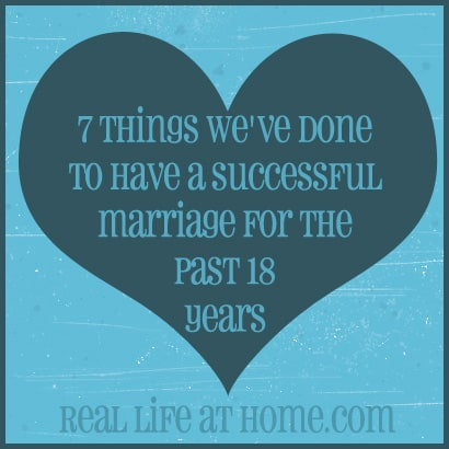 Tips for a Successful Marriage