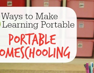 portable homeschooling
