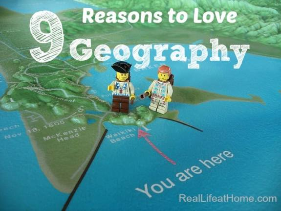 9 Reasons to Love Geography