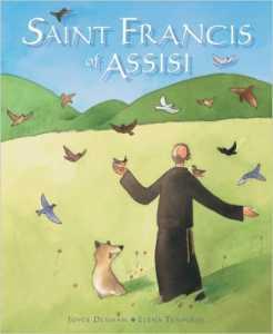 Saint Francis of Assisi by Joyce Denham
