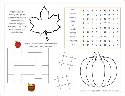 photograph regarding Fall Printable Activities identify Slide Recreation Website page Printable