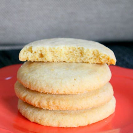 Orange Sugar 'n Spice Cookie Recipe