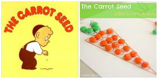 great garden books for preschoolers