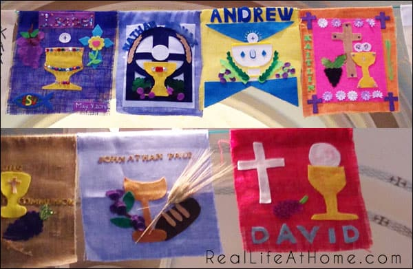 More than 75 Catholic First Communion Banner Design Ideas