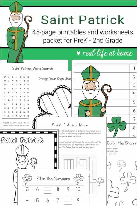 Coloring: Extraordinary Saint Patrick Coloring Page Image ... | 675x450