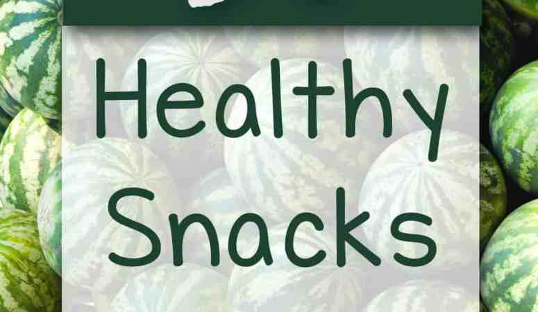 50 Healthy Snacks: Healthy Kids!