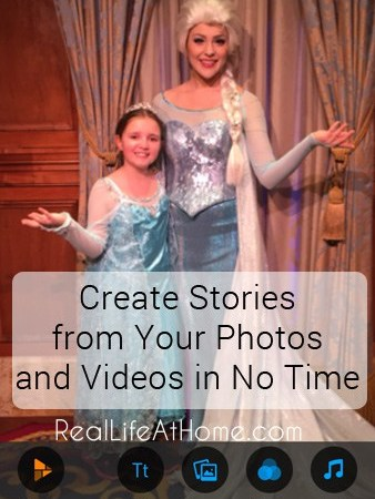 Create and Share Picture and Video Stories with This Cool App