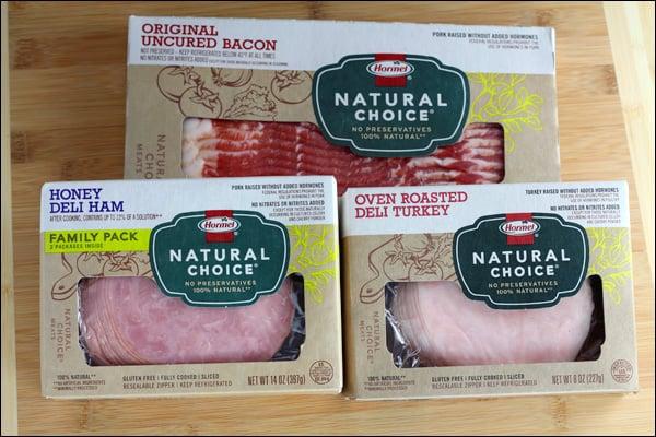 Hormel Natural Choice Deli Meats