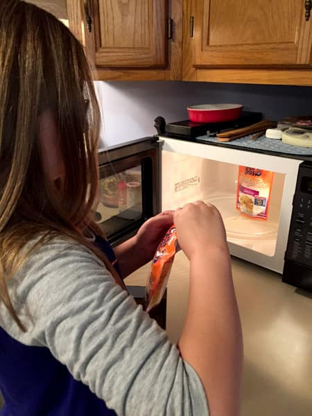 UNCLE BEN'S® READY RICE® can make meal prep quick and easy
