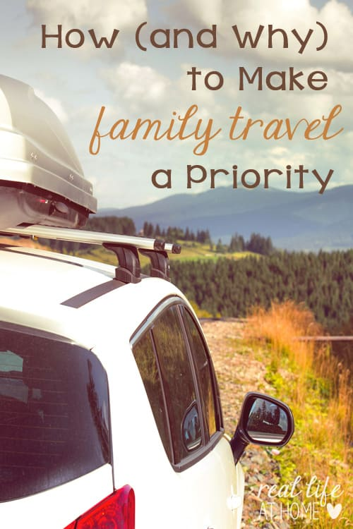 Family travel seem too daunting or expensive? Here are ways to make it work, and why you should be traveling with your family.