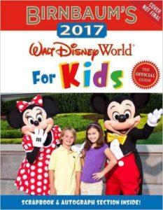 Birnbaum's Disney World with Kids 2017