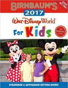 Birnbaum's Disney World with Kids 2017