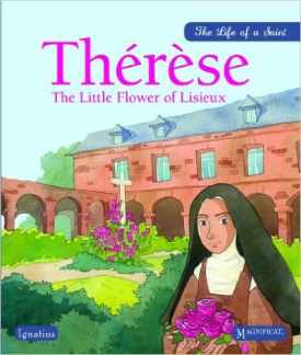 Therese: The Little Flower of Lisieux (book for children)