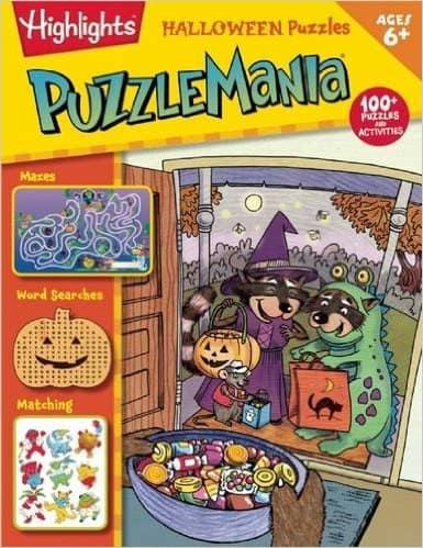 Halloween Puzzlemania