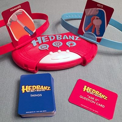 Hedbanz Electronic - Whole Family Fun!