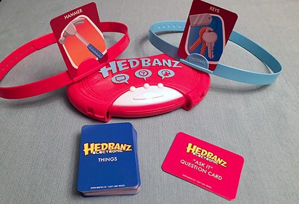 Hedbanz Electronic - Whole Family Fun!
