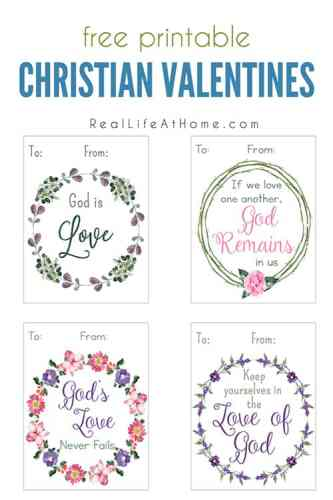 Funny Printable Valentine Cards for Teens and Tweens