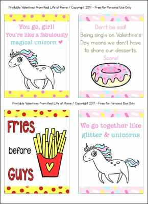 Looking for some fun and quirky valentine cards for kids? This set of eight free printable funny valentines for teens and tweens (or even younger kids or adults) is sure to bring about some smiles and maybe even a giggle or two. | Real Life at Home