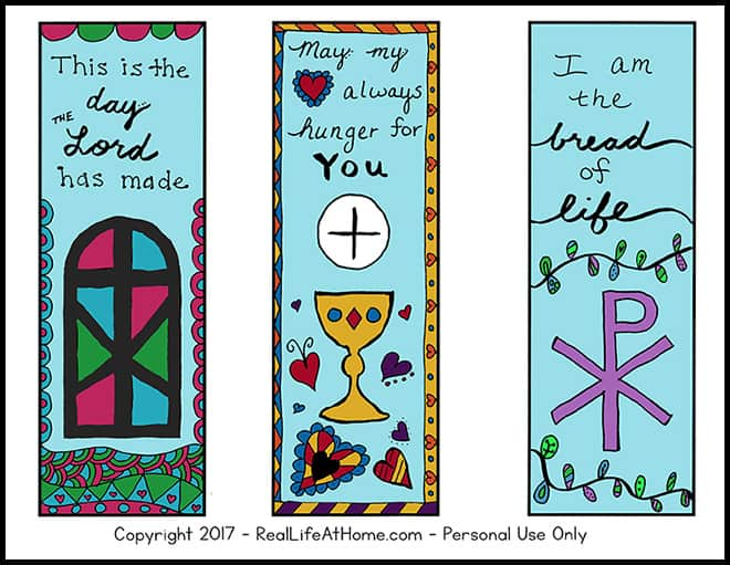 photograph about Who I Am in Christ Printable Bookmark titled Totally free Colour Your Personal Printable Non secular Bookmarks for