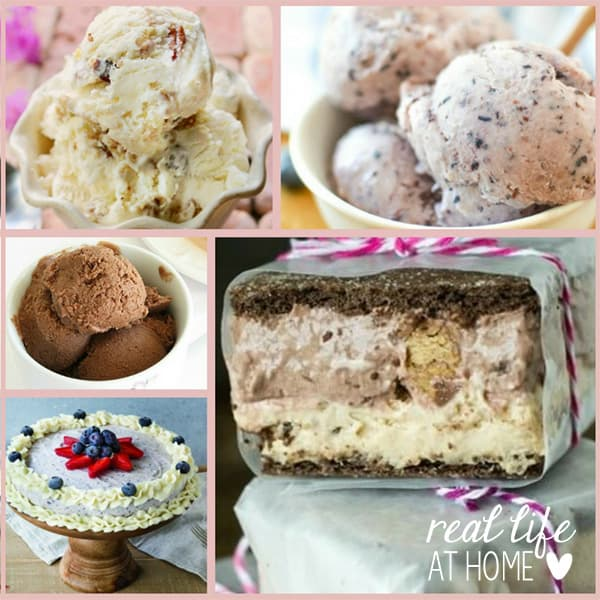 15 Refreshing and Delicious Homemade Ice Cream Recipes