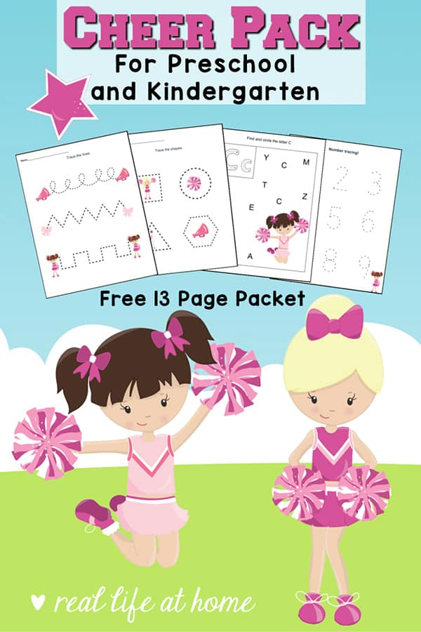 image relating to Free Printable Cheerleading Clipart named Cheerleader Printables: Cheerleading Worksheets for
