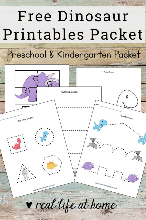 image relating to Free Printable Dinosaur identified as Dinosaur Printables for Preschoolers (Totally free Dinosaur