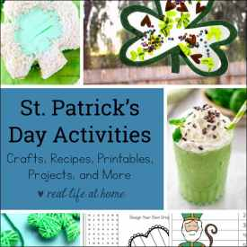 How to Celebrate Saint Patrick's Day: St. Patrick's Day Activities for Kids