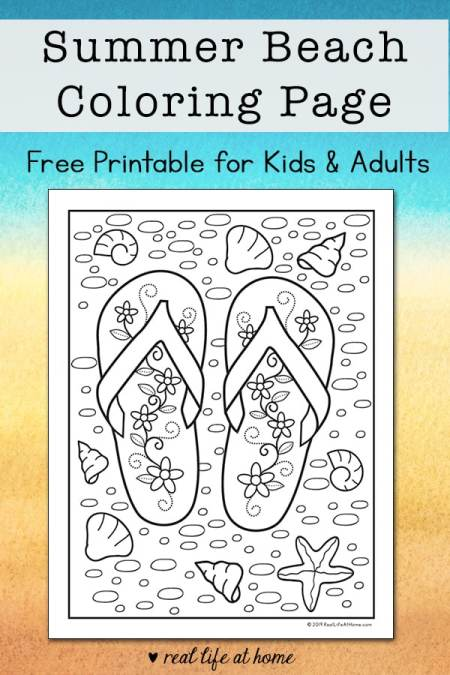 Free Summer Safety Coloring Pages, Download Free Clip Art, Free ... | 675x450