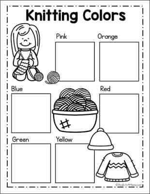 Polling and Graphing Worksheets and Activity for Kindergarten - 2nd Grade: Free Printable for Learning to Gather, Record, Compare, and Analyze Data